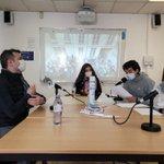 Image for the Tweet beginning: Journal radio de fin de