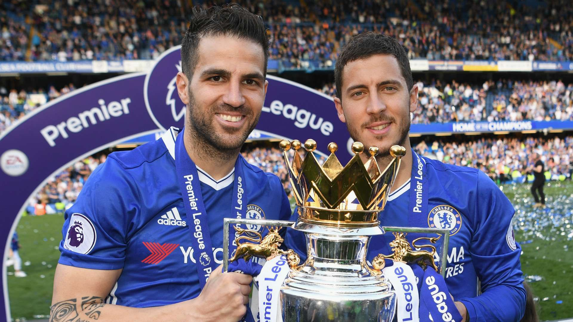 Happy birthday to for me top 3 Premier League midfielders of all time. Cesc Fàbregas.