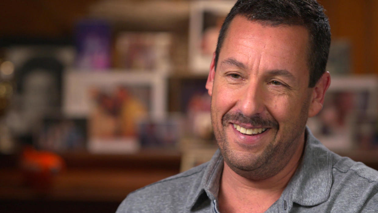 Adam Sandler Reacts to Viral Video of Him Getting Turned Away at IHOP Photo
