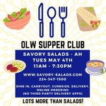 Image for the Tweet beginning: See you at Savory Salads
