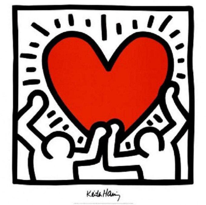 Happy Birthday Keith Haring! May 4, 1958 - February 16, 1990.