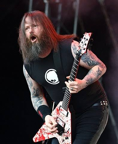 Happy Birthday Gary Holt  Exodus