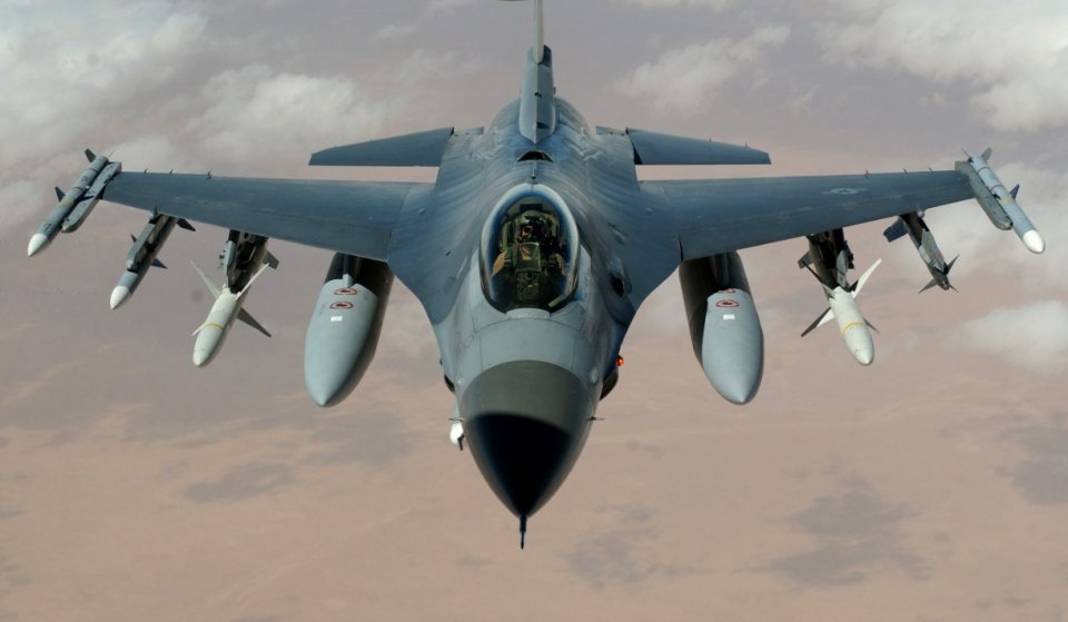 With This Souped-Up F-16, India Is Taking the Fight to China Photo