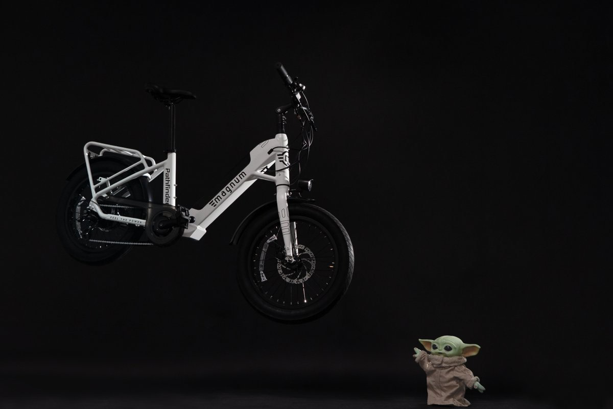 RT @MagnumBikes: ⚡️FEEL THE POWER of the FORCE⚡️#MayThe4thBeWithYou https://t.co/WAkOE0j8im