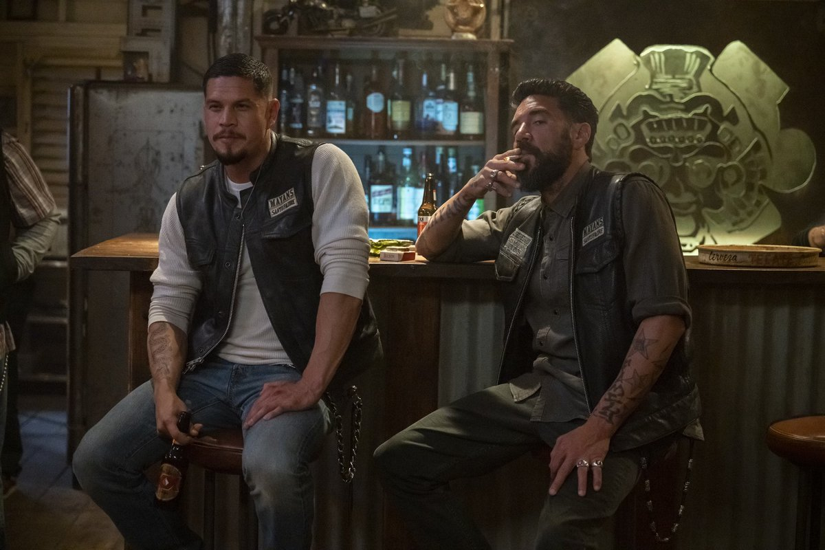 Which one you taking home? 😋 #mayansfx see you tonight for episode 9!