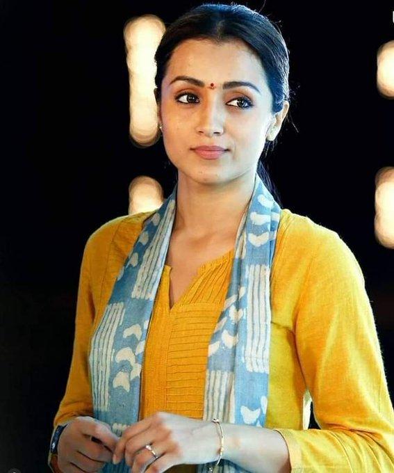 Happy Birthday Trisha Krishnan Aka Our\s favourite Jaanu