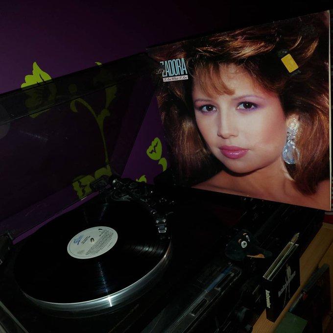 Happy Birthday Pia Zadora *67*!  I am what I am (CBS/1986)