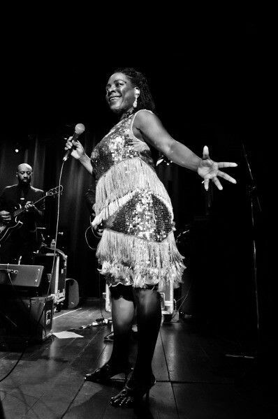 Happy Birthday to Sharon Jones. The second coming of soul. She came to us too late and left us too early. RIP