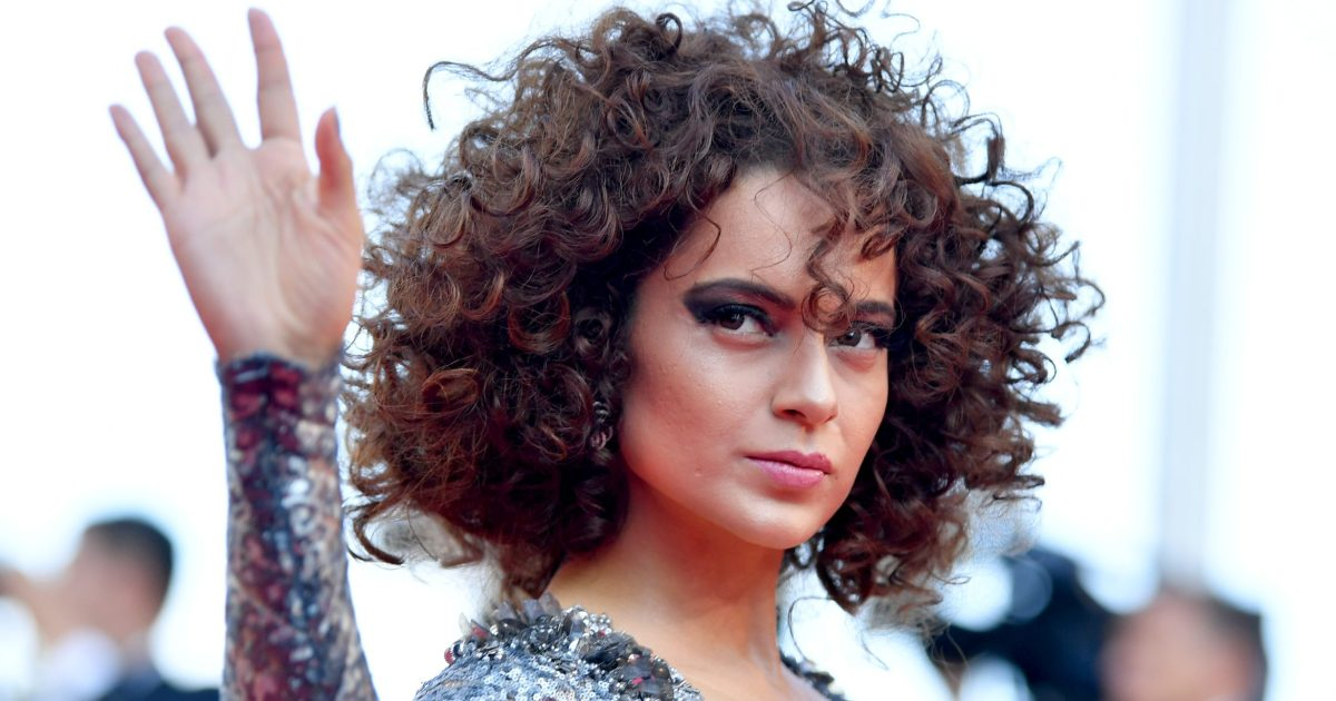 Twitter bans Indian actress Kangana Ranaut for hateful posts Photo