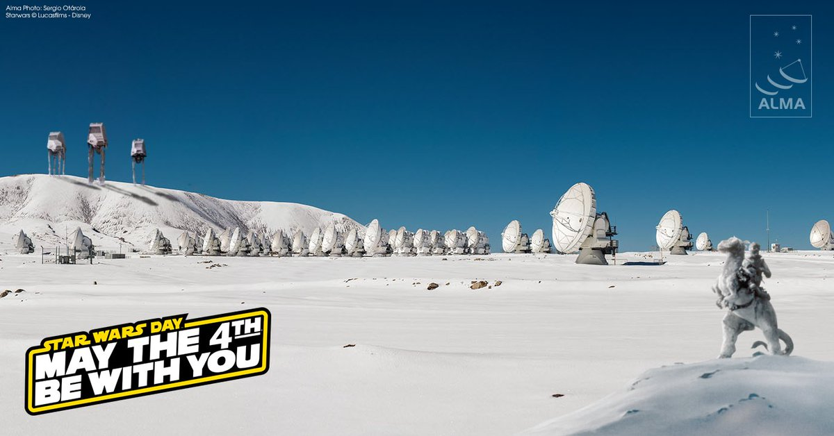 @TheNRAO From the rebel base at Hoth-nantor, Chile #MayThe4thBeWithYou  @HamillHimself