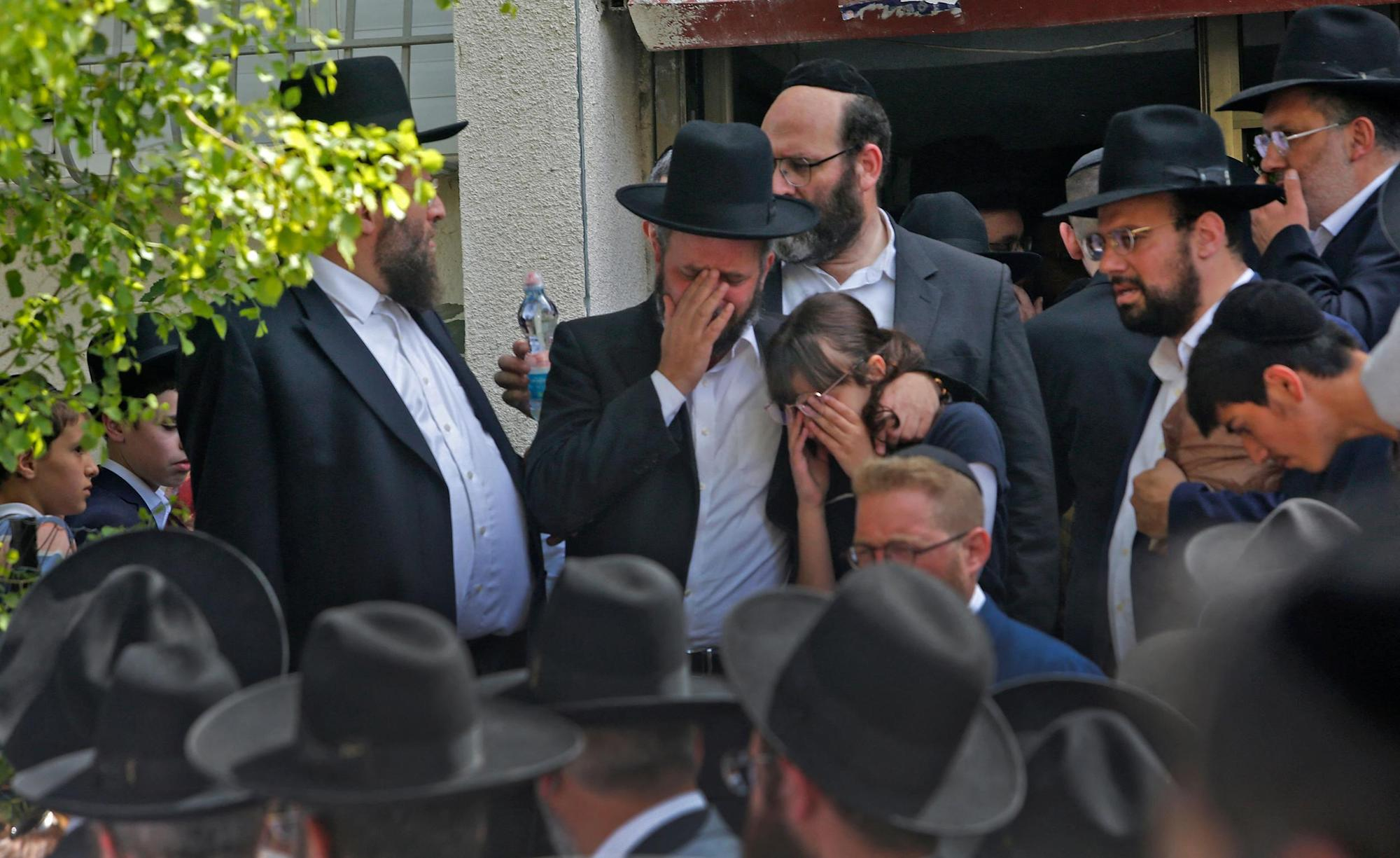 Suspicion and separation: After deadly stampede, Israel examines role of ultra-Orthodox Photo
