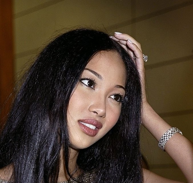 Happy 46th birthday to the iconic Kimora Lee Simmons