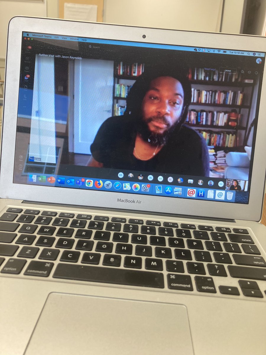 RT <a target='_blank' href='http://twitter.com/thebigseablog'>@thebigseablog</a>: When <a target='_blank' href='http://twitter.com/JasonReynolds83'>@JasonReynolds83</a> shows up at your school. ❤️🙏🏿✊🏿 <a target='_blank' href='https://t.co/0xpntMsHpE'>https://t.co/0xpntMsHpE</a>