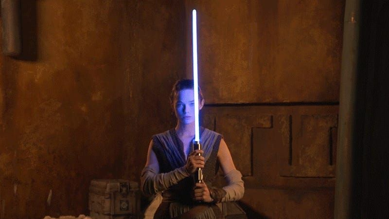 Disney reveals its 'real' lightsaber, and it looks extremely cool Photo