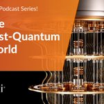 """Image for the Tweet beginning: My series """"The Post-Quantum World"""""""