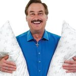 Image for the Tweet beginning: Show your support for MyPillow