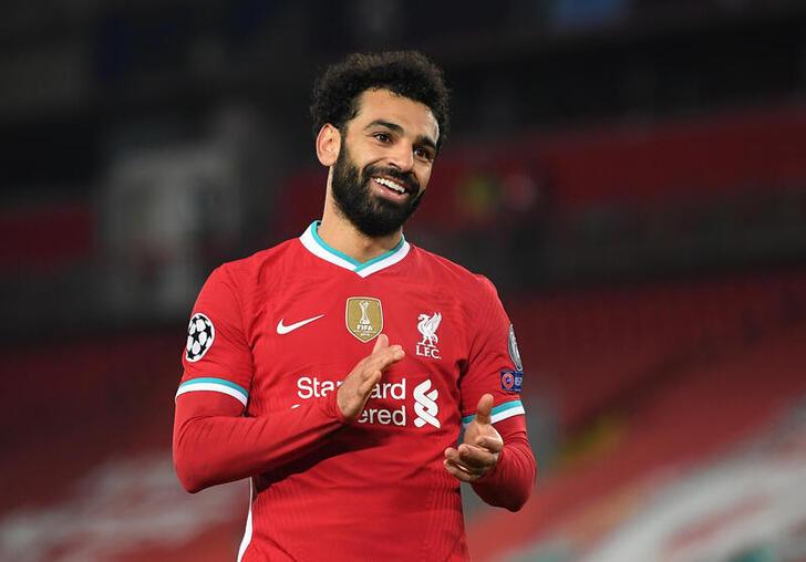 محمد صلاح يبدأ الاستعداد لمواجهة ليفربول ضد ساوثهامبتون.. صور للمشاهدة