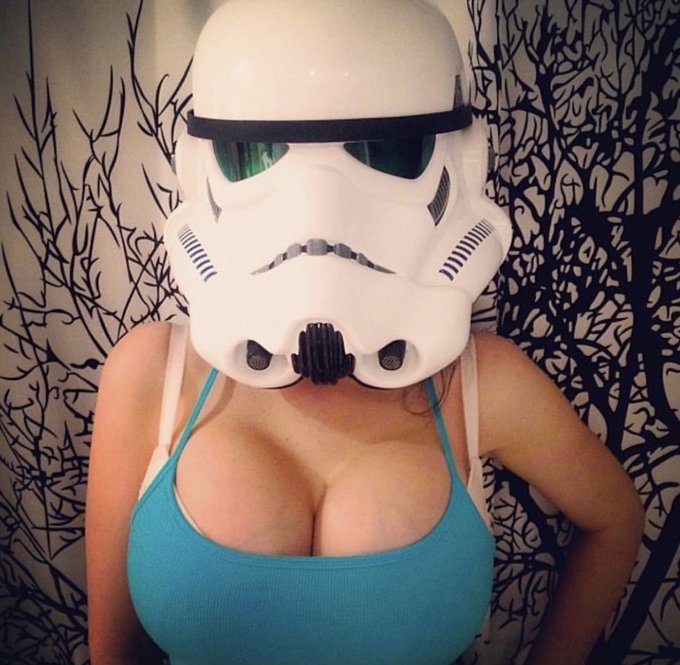 #MayThe4thBeWithYou  *I know this photo was so popular on the internet for years (I think I took it in