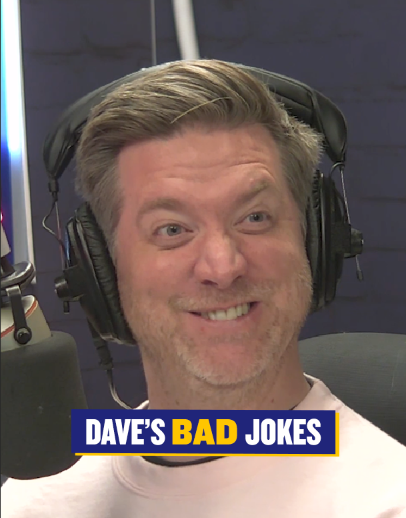 The last one got us to be fair! 😂  For the day that's in it, we start with some #MayThe4thBeWithYou jokes! @DaveTodayFM https://t.co/p3Lh1IGaQw