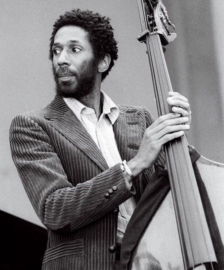 Happy 84th birthday to my man Ron Carter, on the bass.