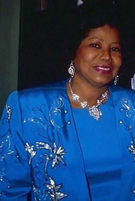 Happy Blessed Birthday to Mrs. Katherine Jackson