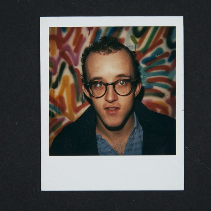 Wishing a happy birthday to Keith Haring on what would have been the artist\s 63rd birthday