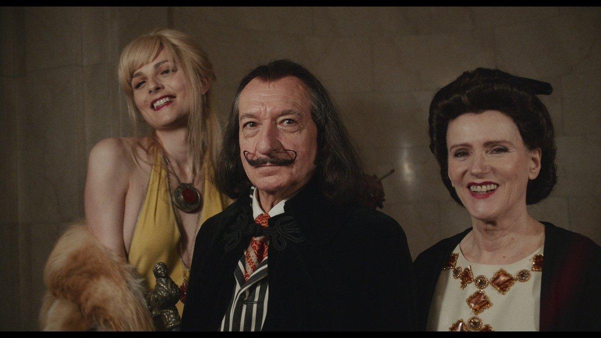 RT @cinergiaonline: 🎬 #BenKingsley es Salvador Dalí en la primera imagen oficial de la biopic #Daliland https://t.co/yrA12gCeqX