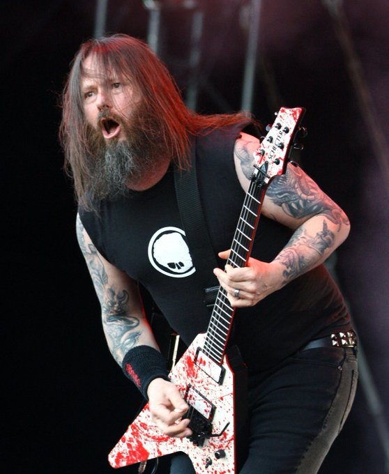 Happy Birthday 04/05/1964 Nasce Gary Holt (Slayer, Exodus)