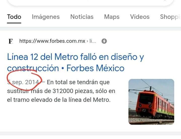 #Linea12DelMetro Foto,#Linea12DelMetro está en tendencia en Twitter - Los tweets más populares