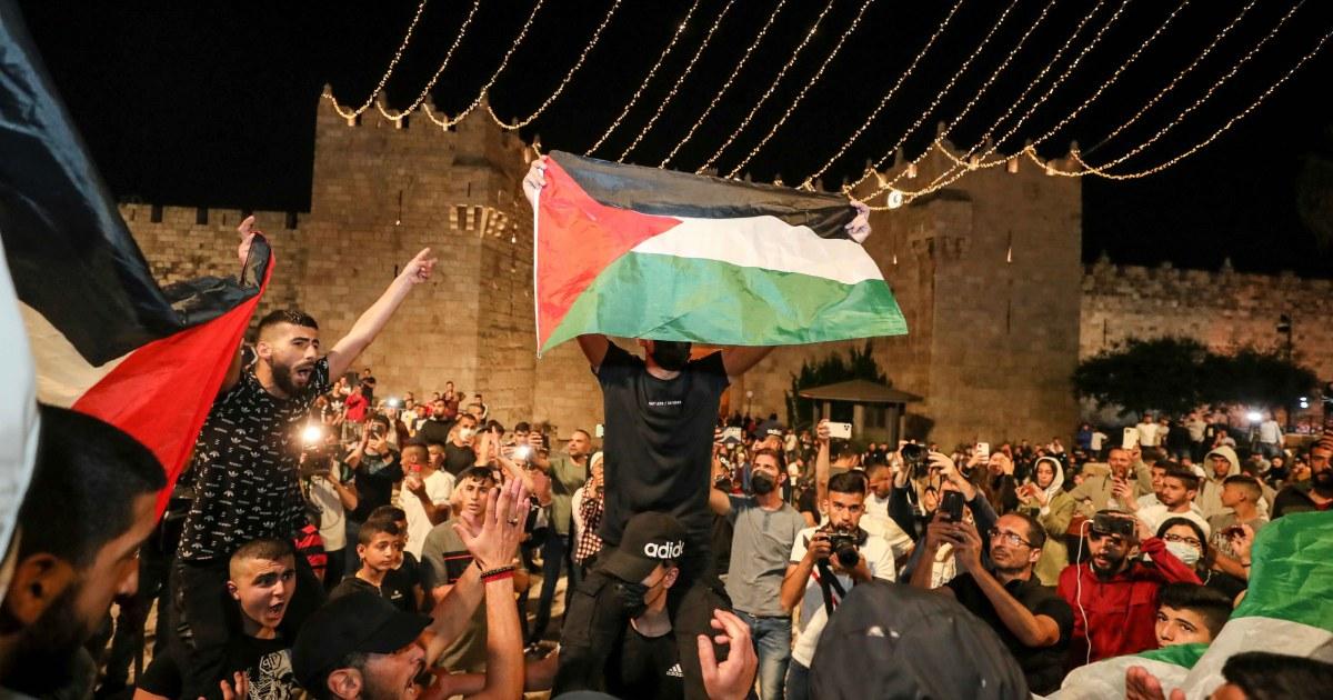 Israel is trying hard to erase Jerusalem's Palestinians Photo
