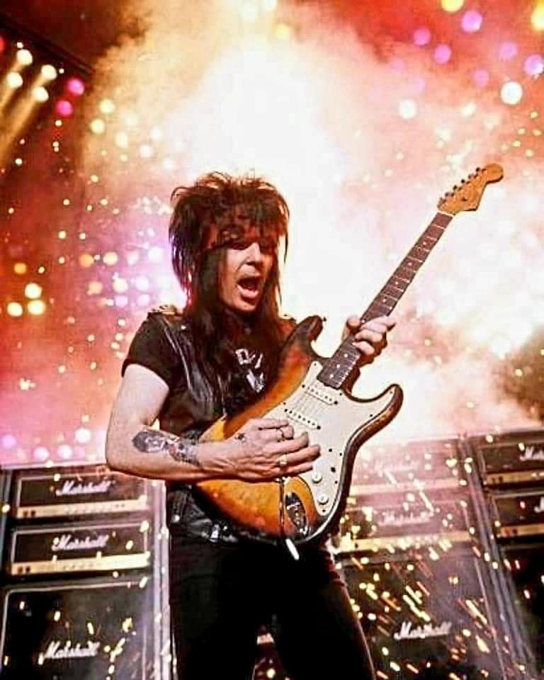 Wishing iconic guitarist Mick Mars a Happy 70th Birthday today!!!