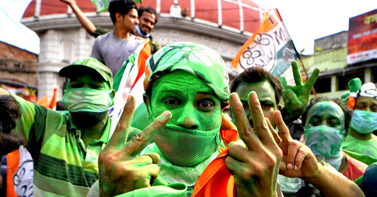 India and West Bengal election results: The BJP lost big, but it's worrying that they even stood a chance Photo