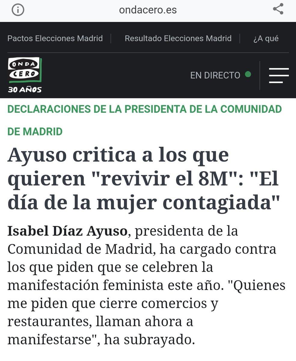 RT @desyunobufe: El pijo no se contagia:  #EleccionesMADL6 https://t.co/yftfZIP5NL