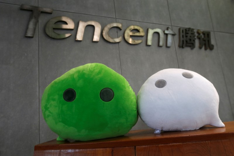 Baidu and Tencent Holdings are in Cathie Wood's ARKK ETF Which Chinese Stock is a Better Buy? Photo