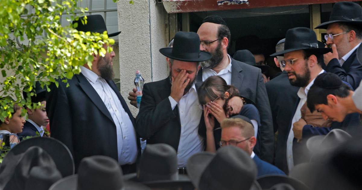After Israel stampede, some ultra-Orthodox are looking at their role in the tragedy Photo