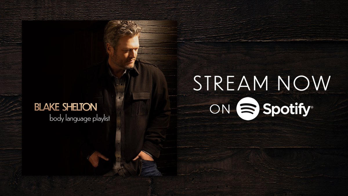Need some tunes to get you through the week?! Check out the #BodyLanguage playlist on @Spotify! -Team BS