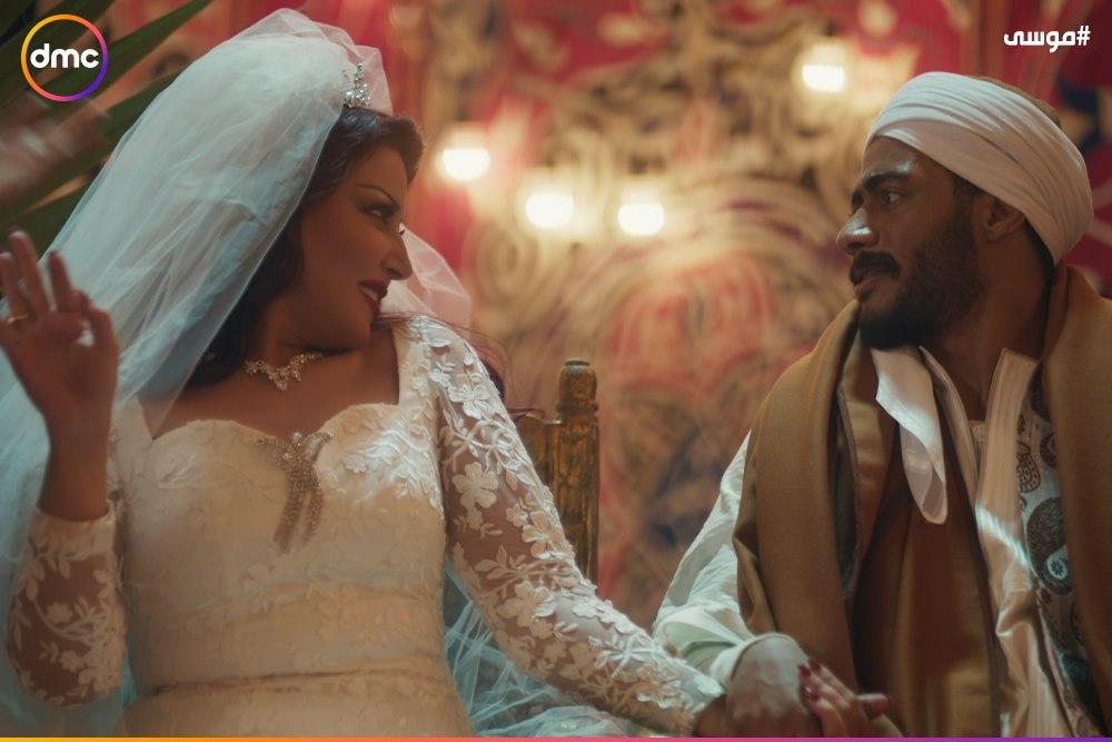 مسلسل موسي الحلقة 22.. نوفل يسرق تحويشة عمر محمد رمضان فى ليلة زفافه