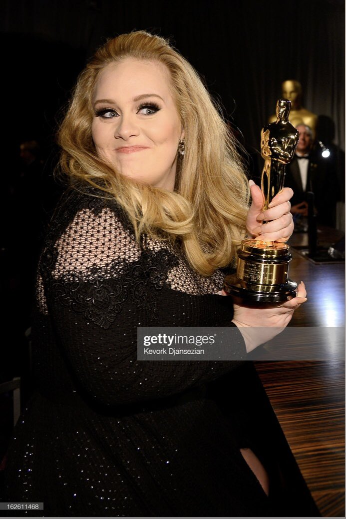 Happy Birthday, Adele (1988.5.5-) Skyfall