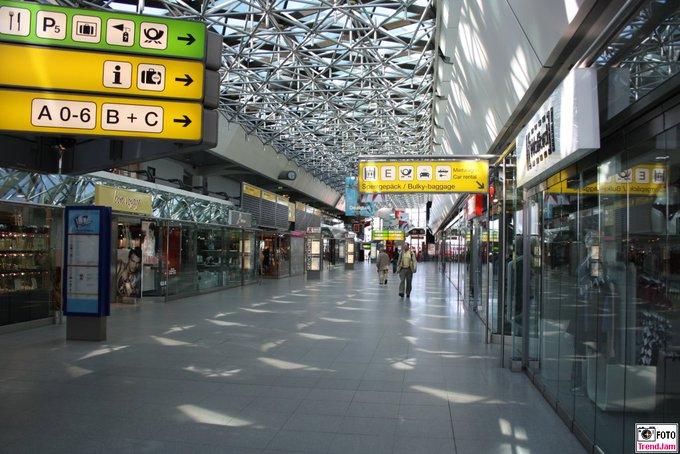 Bye bye Flughafen Tegel. Heute erlischt die Betriebsgenehm