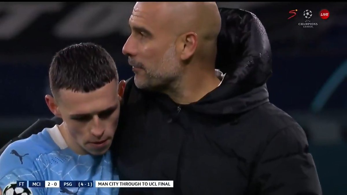@SuperSportTV's photo on Phil Foden