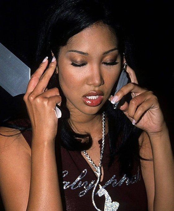 Happy Birthday Baby Phat Goddess of Glam Kimora Lee Simmons