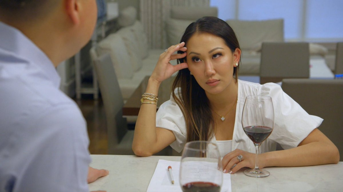 RT @reality_hbic: not kam pretending to be offended on behalf of all asians #RHOD https://t.co/43UQO9fFaE