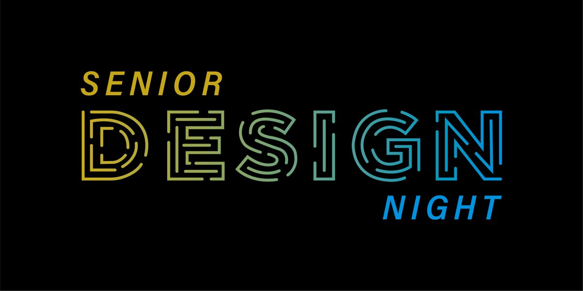 Senior Design Night starts tonight at 6 pm. Join the conversation by watching any of our 66 live student presentations on Zoom. https://t.co/hSCd9GGifJ https://t.co/2hOhJ3x5qL