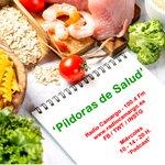 Image for the Tweet beginning: Dietética, Nutrición y 'Dieta Mediterránea'