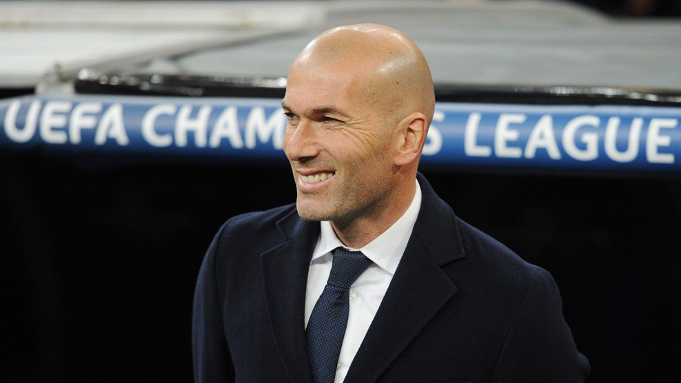 بحسب ellarguero //سيبقى زيدان مع ريال مدريد