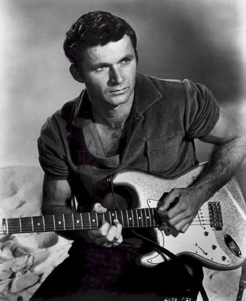 King of the surf guitar. Happy birthday Dick Dale.
