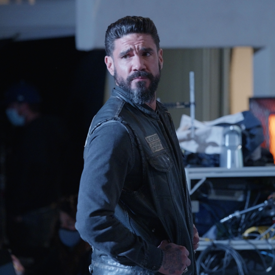 Taking a moment for an Angel appreciation post. #MayansFX @cardenasclayton