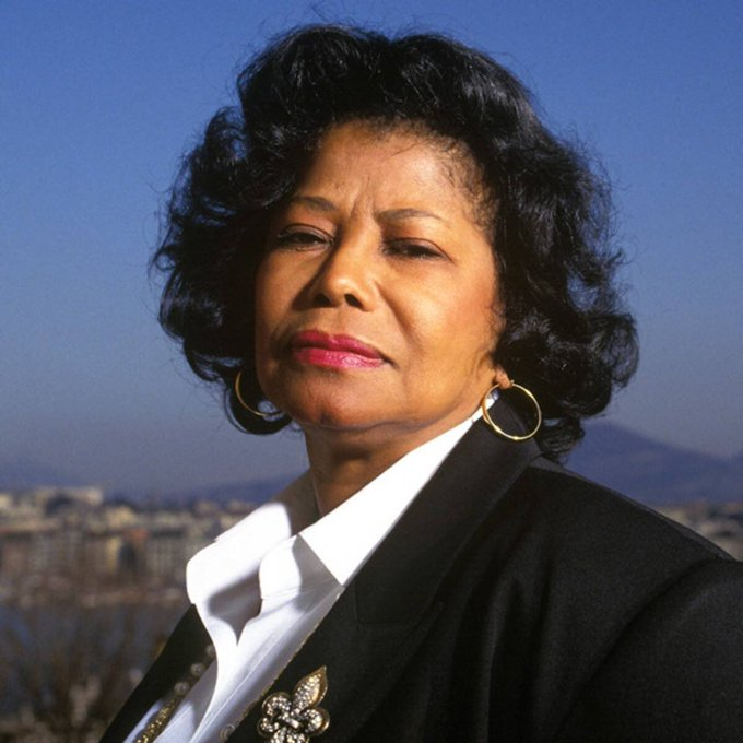 Happy birthday to Katherine Jackson   Her strength and devotion is so inspiring! With love and blessings