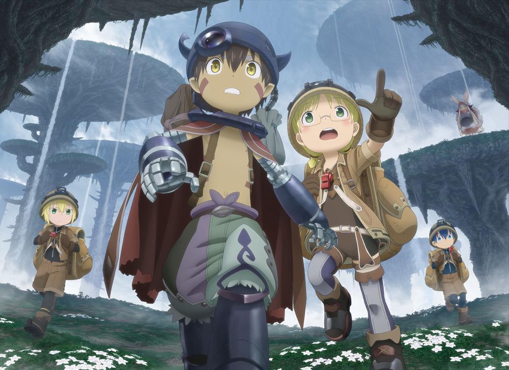 『メイドインアビス』ゲーム化決定、PS4とNintendo Switch、PC(Steam)で発売へ news.denfaminicogamer.jp/news/210505a  『メイドインアビス 闇を目指した連星』のジャンルは3DアクションRPG。原作者・つくしあきひと氏が監修するオリジナルストーリーが展開され、アニメキャストによるフルボイスになるという