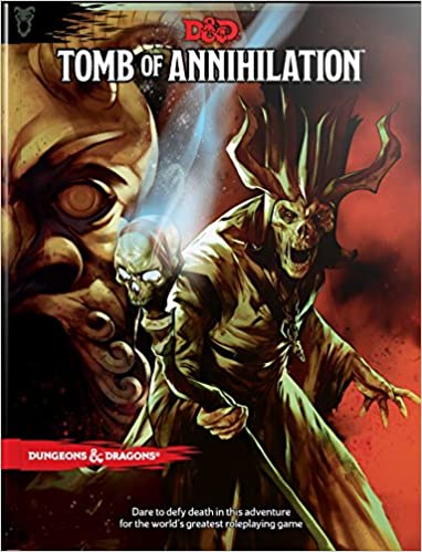 Tomb of Annihilation  46% off and part of the big buy one get one half off book sale.